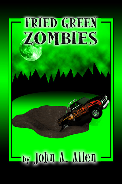 Fried Green Zombies Cover