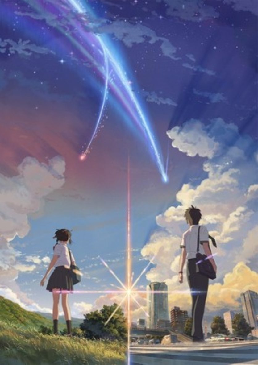 This Week Im Reviewing The Latest Film From Makoto Shinkai Director Of Voices A Distant Star One First Films I Reviewed For Site